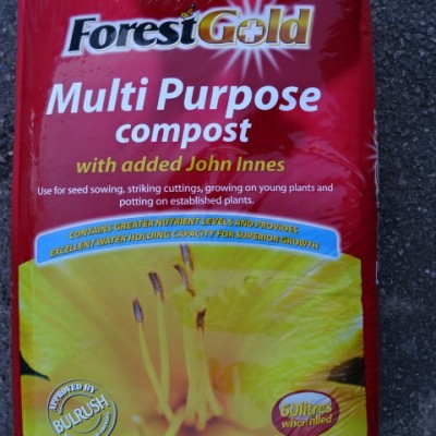 Bulrush Forest Gold Multi-Purpose Compost.