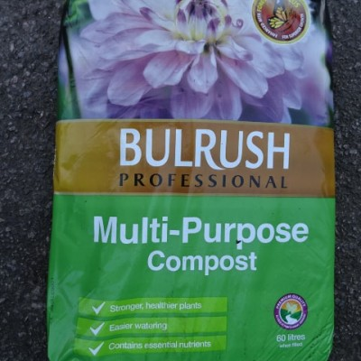 Bulrush Multi-Purpose Compost