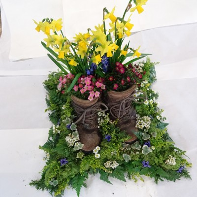Planted Boot Tribute